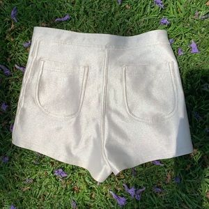 American Apparel Disco Shorts size S